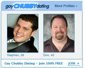 Chubby gay dating