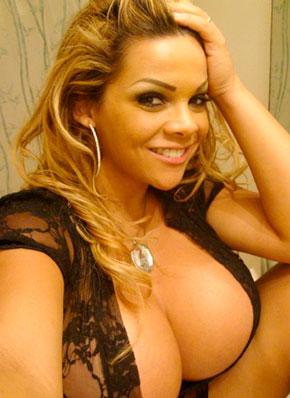 Kkk size breasts